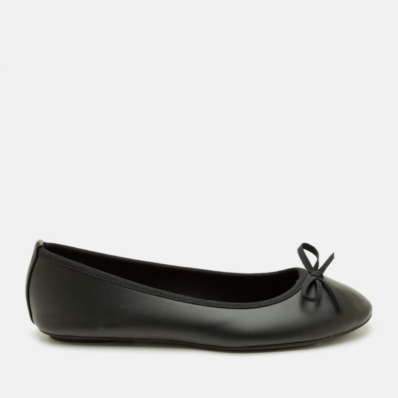 נעל בלרינה עם פפיון