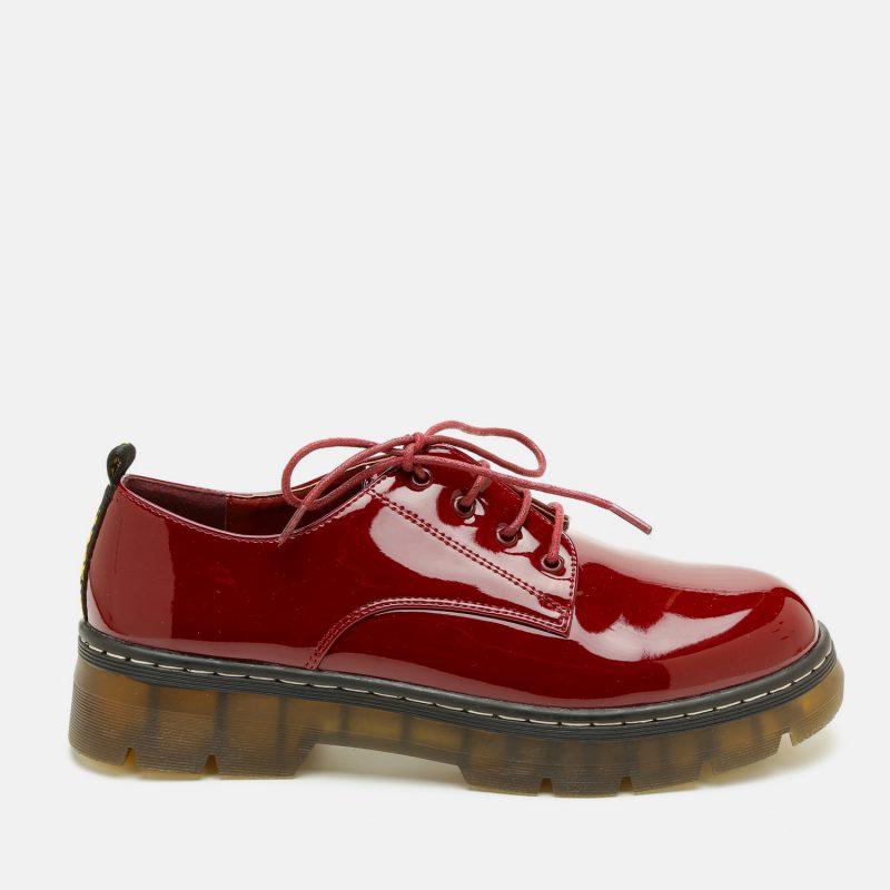 נעליים אוקספורד עם שרוכים