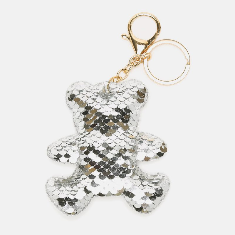 מחזיק מפתחות דובי
