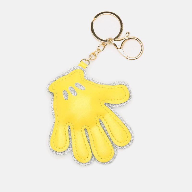 מחזיק מפתחות כף יד