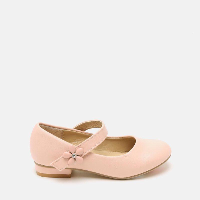 נעל עם פרח בצד